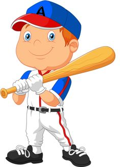 a female baseball player preparing to hit a ball with a bat bats rh pinterest com cartoon baseball bat clipart baseball player cartoon clipart