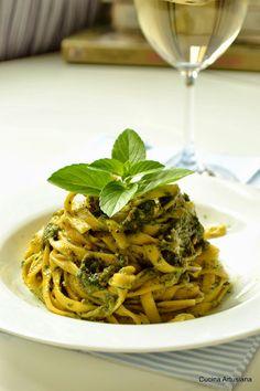 Blog de gastronomia italiana com receitas tradicionais de cada uma das regiões da Itália. Tudo muito além da pizza.