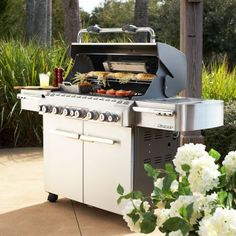 Weber® Summit S-670 Natural Gas Grill, available at #surlatable