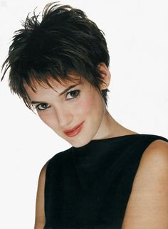 Absolutely love this hair cut... just not at all sure I could pull it off.