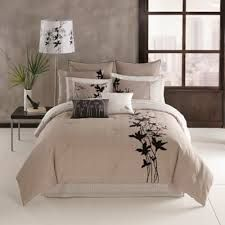 Just got this Ty Pennington Style Finch Complete Bed Set and love it! Dream Bedroom, Home Bedroom, Master Bedrooms, Small Bedroom Designs, Bed Designs, Love Your Home, Beautiful Bedrooms, Comforter Sets, Bed Spreads