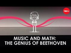 Music and math: The genius of Beethoven - Natalya St. Clair Mathematical explanation of musical consonance and dissonance Music Math, Music Classroom, Music Lessons, Life Lessons, Elementary Music, Music Theory, Music Education, Algebra, Songs