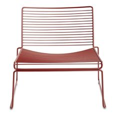 Hay+&+Hee+Welling's+Stackable+Hee+Lounge+Chair+Set
