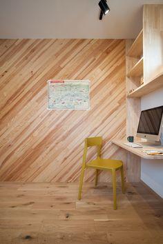 BPMT Bordeaux, Corner Desk, Pine, Loft, Bed, Furniture, Home Decor, Corner Table, Pine Tree
