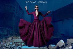 Sorprendentes vestidos de moda | Colección de vestidos Nicolas Jebran