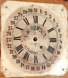 Sidney Advertising Clock Co. - Antique Clocks Guy