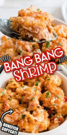 Bang Bang Shrimp Square image Fried Shrimp Recipes, Shrimp Recipes For Dinner, Shrimp Dishes, Seafood Recipes, Appetizer Recipes, Shrimp Appetizers, Meals With Shrimp, Chinese Shrimp Recipes, Grilled Shrimp Skewers