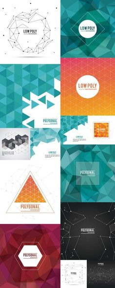 Polygonal Design - Geometric Shape                                                                                                                                                                                 More
