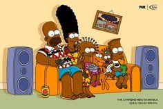 Black Simpsons