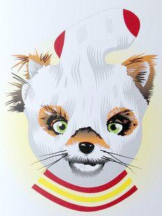 Renard de la cendre à partir de la Fantastic Mr. Fox par C2Kcut