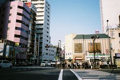 Near Hongo-Sanchome station (Hongo-Sanchome St. is the nearest station of our office!)