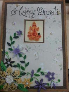 ganesha diwali special card