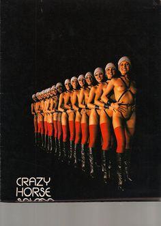 Crazy Horse 1978 Cabaret, Burlesque Music, Crazy Horse Paris, Gil Elvgren, Peter Lindbergh, Theatres, Showgirls, Nye, Montreal