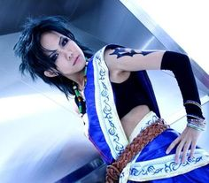 ff 13-fang cosplay