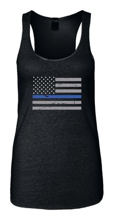 80c9e9f59311 Thin Blue Line T-Shirt Police Wife Life