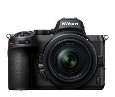 Nikon Z 5 | 24.3 MP Full Frame Mirrorless Camera Drones, High Speed Sync, Full Frame Camera, Digital Photography School, Multiple Exposure, Cmos Sensor, Camera Nikon, 4k Uhd, Fiestas
