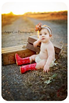child session, 9 months, angie cox photography