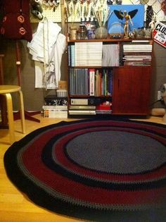 Infinite Pi Rug by Roke45