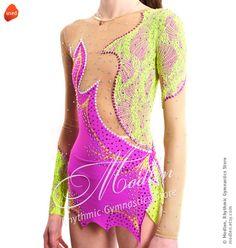 Rhythmic Gymnastics Competition Leotard used Height by Modlen, $259.99