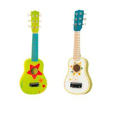 Moulin Roty Wooden Toy Guitar | Smitten for the Wee Generation