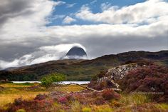 Suilven+in+the+Mist.+Assynt,+Scotland.+by+Barbara+Jones+on+500px