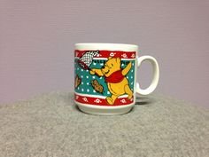 Winnie the Pooh mug by Staffordshire