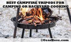best campfire tripods