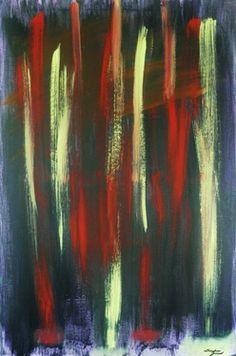 "Saatchi Art Artist Sandra Jones; Painting, ""Clown Tears"" #art"