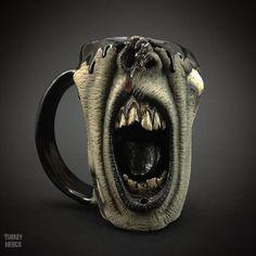 Zombie Mouth Mug