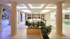 Beautiful pool room