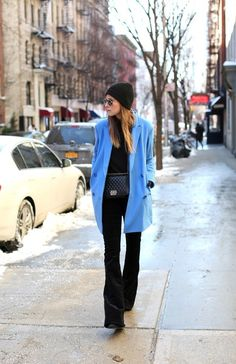 Outfit Ideas for Statement Coats | Turn on the Brights