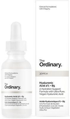 The Ordinary - Hyaluronic Acid 2% + B5 - Serum Nawilżające z Kwasem Hialuronowym 2% i Witaminą B5