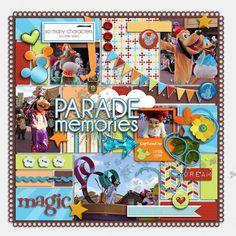 Celebrate a Dream Come True Parade - Page 6 - MouseScrappers.com