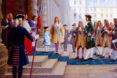 L'éducation exemplaire des Rois absolus