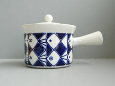 Marianne Westman Frisco Fish Covered Casserole for by MonkiVintage, $76.00