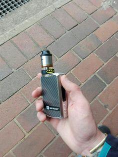 Vaporesso Tarot pro & combo RDTA  my daily vapor kit #vape #vapemod #rdta