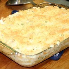 Recipes: Casseroles on Pinterest | Chicken Dumpling Casserole, Chicken ...