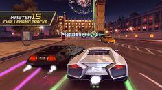 Download Game Balap Mobil Android : Asphalt 7 heat v1.0.6