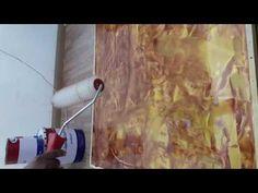شرح عمل ارضيات الايبوكسي ميتالك شركة تراي كيم 01119548267 - YouTube Epoxy, 3d, Youtube, Painting, Painting Art, Paintings, Painted Canvas, Youtubers, Drawings