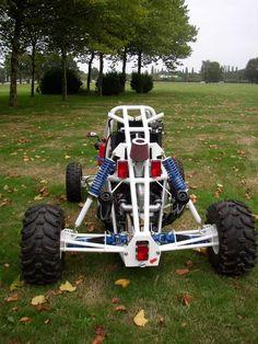 Znalezione obrazy dla zapytania homemade go kart off road Go Kart Buggy, Off Road Buggy, Kit Cars, Carros Rc, Kart Cross, Go Kart Frame, Homemade Go Kart, Go Kart Plans, Diy Go Kart