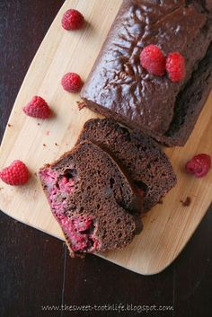 Chocolate Raspberry Bread
