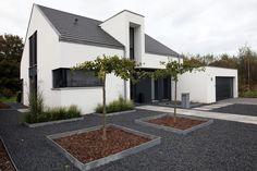 Finde minimalistische Häuser Designs: Front. Entdecke die schönsten Bilder zur Inspiration für die Gestaltung deines Traumhauses.
