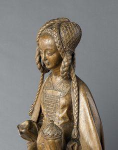 Sainte Marie-Madeleine ( Lieu de production: Bruxelles,  4e quart du XVème siècle )