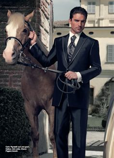 From our editorial - Sense and sensibility. Carlo Pignatelli suit. #CarloPignatelli #suit #wedding #groom
