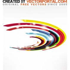 Stock geometric abstract vector.