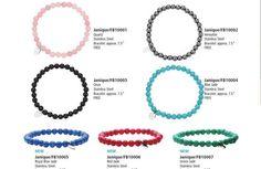 Tocara, Inc. - Live your style. Love your life. Jade Bracelet, Bracelets, Free News, Pink Quartz, Fb Page, Love Your Life, Jade Green, Stainless Steel Bracelet, Fine Jewelry