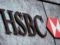 Niedrige Zinsen schmälern die Einnahmen im Kreditgeschäft der Geldhäuser wie der britischen Grossbank HSBC.