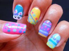 Lily's Nail: Nail art de Páscoa! #Parte 1