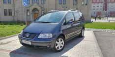 Volkswagen Sharan 1.9 TDI,96kw ASZ, Navi, Xenon,7miestny - 1