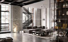 thiết kế nội thất nhà đẹp, mẫu nhà đẹp 2016, nhà phố, biệt thự, căn hộ